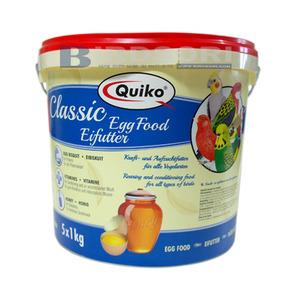 Quiko Classic레드 에그푸드1kgRed Rearing&Conditioning Food유통기한 2017.11