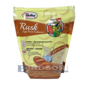 Quiko러스크(보조사료) 1kg(어린새나,털갈이시 영양보충)(Rusk 1kg)유통기한 2018.04