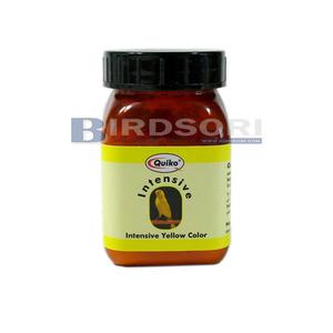 Quiko인텐시브 옐로우 50g(Intensive Yellow 50g)-노란깃털탈색방지,착색제-유통기한 2018.05