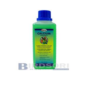Quiko퀴코 칼슘 250ml(Quiko Calcium 250ml)-성장,뼈발달,깃털개선영양제유통기한 2018.02