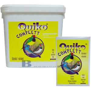 Quiko Complett휜치,잉꼬 열대조류 펠렛(1kg/4kg)tropical bird&exotic finches-휜치,소형 앵무용-유통기한 2017.11