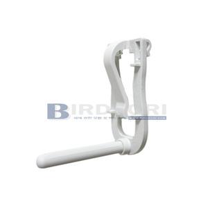Quiko오징어뼈 클립(L)(Plastic cuttle fish clip)-횃대형-Art. 33